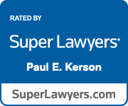 SuperLawyers-Paul E Kerson